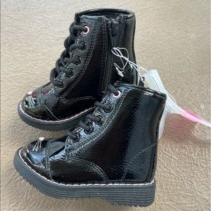 Baby girl boot
